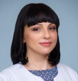 Хажанец Татьяна Георгиевна