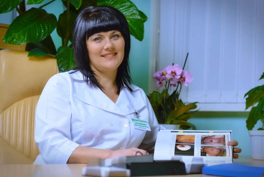 Секс у гинеколога врача 12 фотография